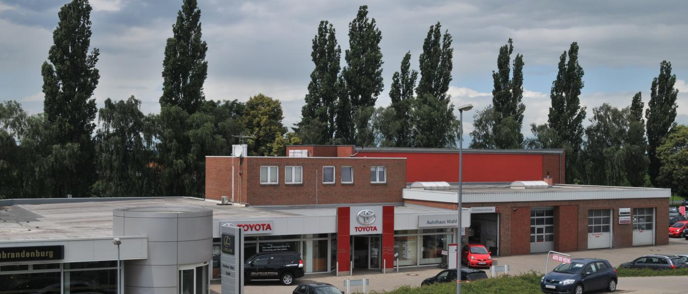 Toyota Autohaus Wahl Neubrandenburg